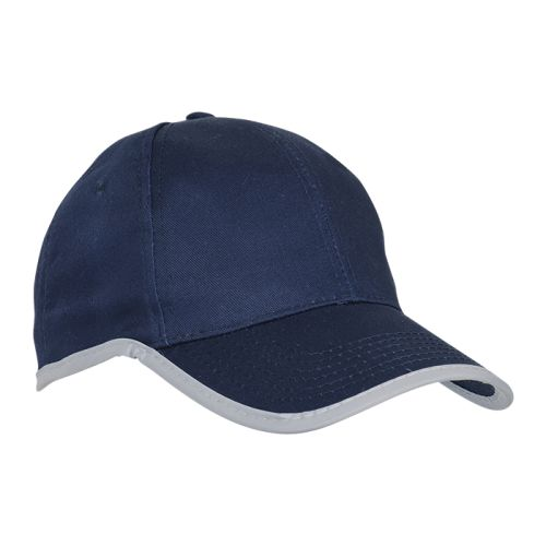 Default image for the Barron Clothing Clothing 6 Panel Reflective Binding Cap