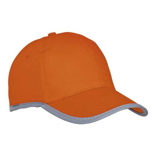 https://res.cloudinary.com/dpprkard7/c_scale,w_500/barron-clothing/6-panel-reflective-binding-cap-safety orange/reflect.jpg