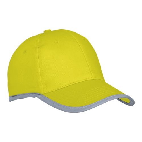 https://res.cloudinary.com/dpprkard7/c_scale,w_500/barron-clothing/6-panel-reflective-binding-cap-safety yellow/reflect.jpg