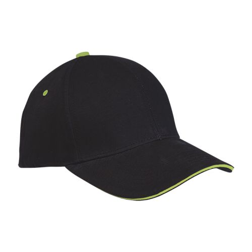 Default image for the Barron Clothing Clothing 6 Panel Single Jersey Cap
