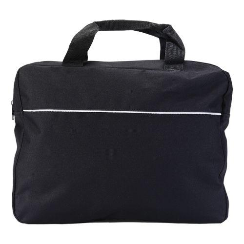 Default image for the Barron Clothing Clothing 600D Single Stripe Document Bag