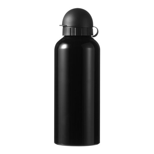 Default image for the Barron Clothing Clothing 650ml Aluminium Water Bottle with Black Cap