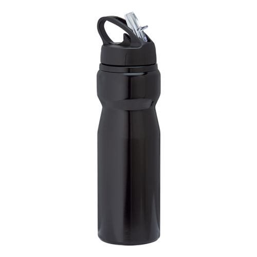 Default image for the Barron Clothing Clothing 750ml Aluminium Water Bottle with Carry Handle