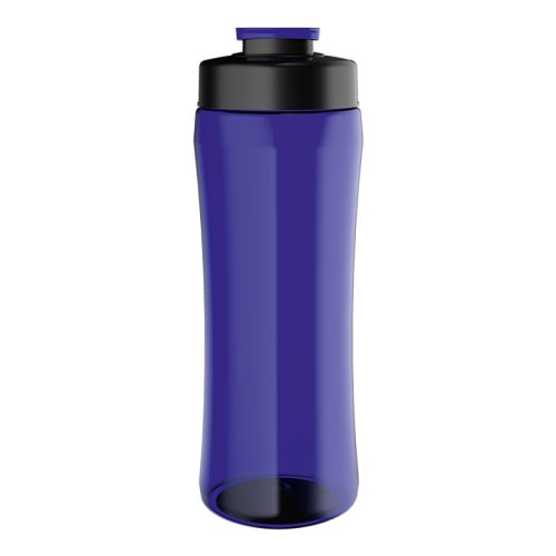Default image for the Barron Clothing Clothing 750ml PET Triangular Shaped Water Bottle With Flip Cap