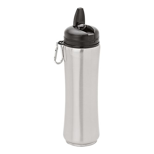 Default image for the Barron Clothing Clothing 750ml Stainless Steel Bottle With Carabiner