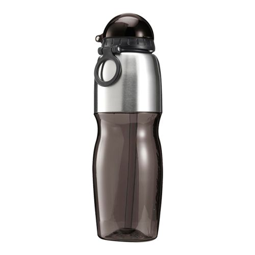 Default image for the Barron Clothing Clothing 800ml Sports Water Bottle with Foldable Drinking Spout