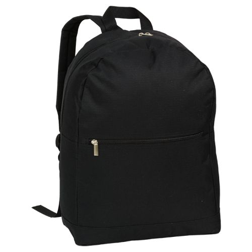 Default image for the Barron Clothing Clothing Arch Design Backpack With Zippered Front Pocket