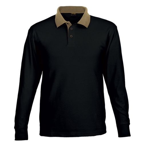 Default image for the Barron Clothing Clothing Archer Long Sleeve Golfer