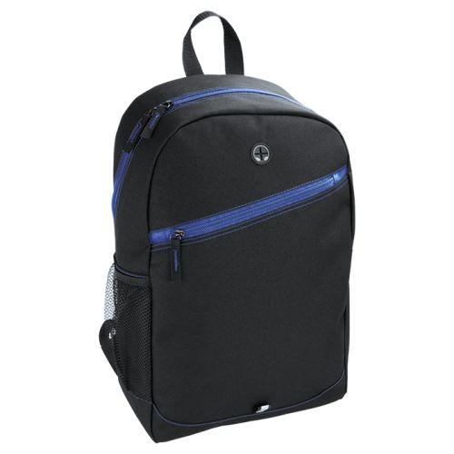 Default image for the Barron Clothing Clothing Backpack With Contrast Colour Diagonal Zip