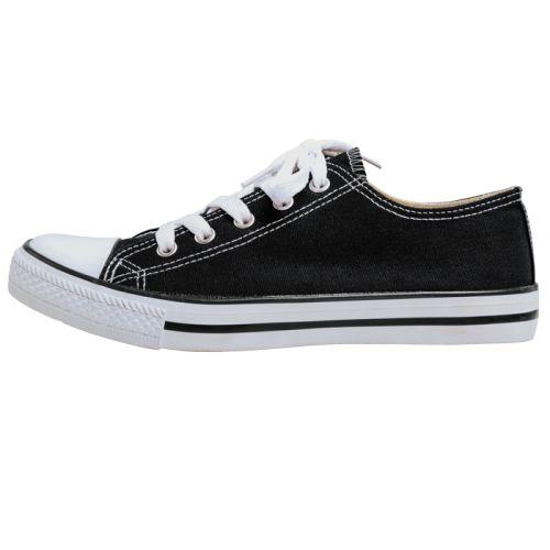 Default image for the Barron Clothing Clothing Barron Canvas Lace Up Shoe