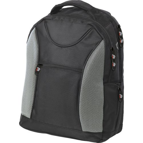 Default image for the Barron Clothing Clothing Biz Laptop Backpack