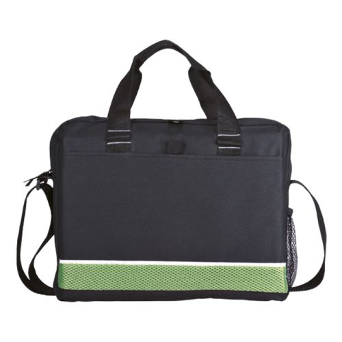 Default image for the Barron Clothing Clothing Conference Bag With Mesh Side Pocket - 600D And Sandwich Mesh