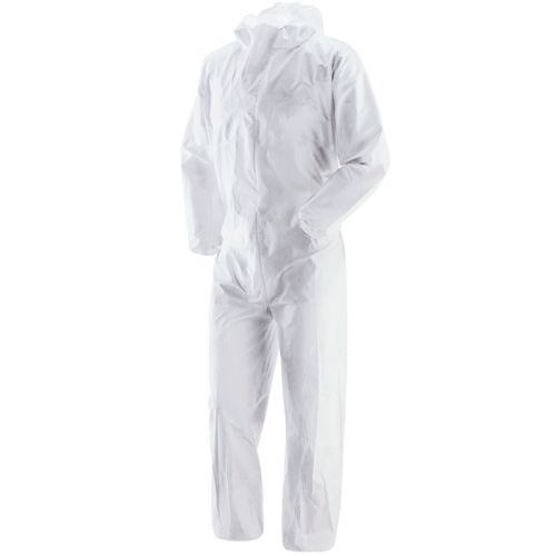 Barron Clothing | Contract Disposable Coverall