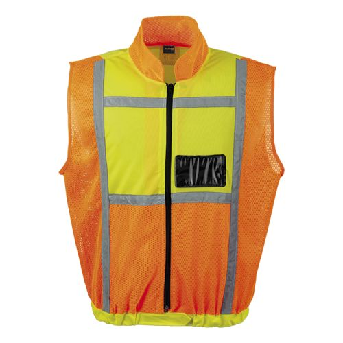 Default image for the Barron Clothing Clothing Contract Sleeveless Reflective Vest