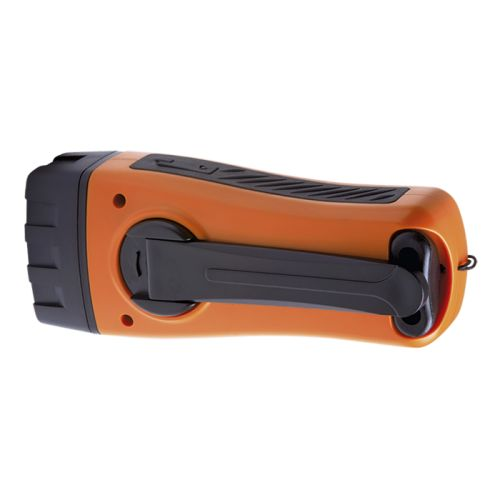 Default image for the Barron Clothing Clothing Dynamo LED Torch with Radio and Phone Charger