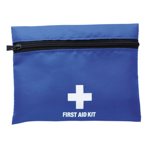 Default image for the Barron Clothing Clothing First Aid Kit in Zippered Pouch with Belt Clip