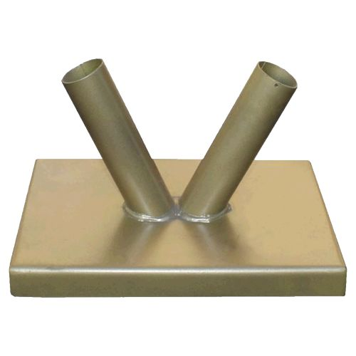 Default image for the Barron Clothing Clothing Indoor Flag Pole - 2 Pole Base