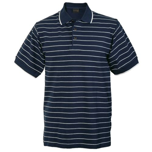 Default image for the Barron Clothing Clothing Lacoste Stripe Golfer