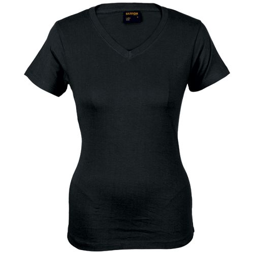 Default image for the Barron Clothing Clothing Ladies 160g Juno T-Shirt