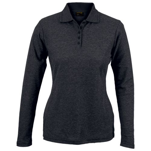 https://res.cloudinary.com/dpprkard7/c_scale,w_500/barron-clothing/ladies-175g-pique-knit-long-sleeve-golfer-charcoal heather.jpg