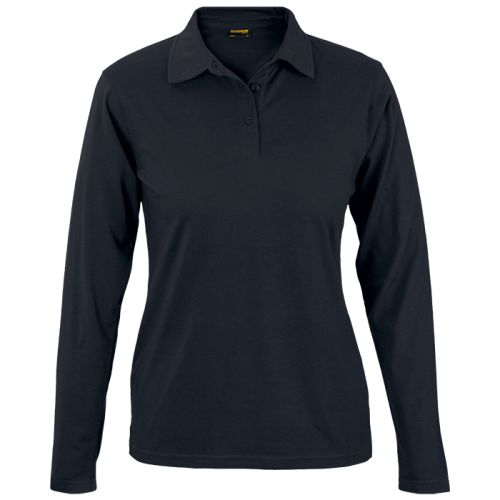 Default image for the Barron Clothing Clothing Ladies Caprice Long Sleeve Golfer