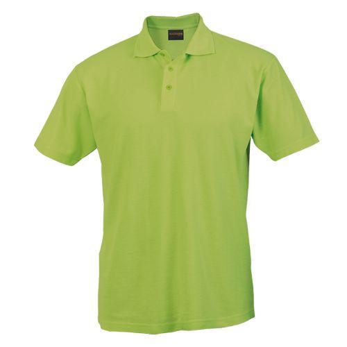 Default image for the Barron Clothing Clothing Mens 175g Barron Pique Knit Golfer