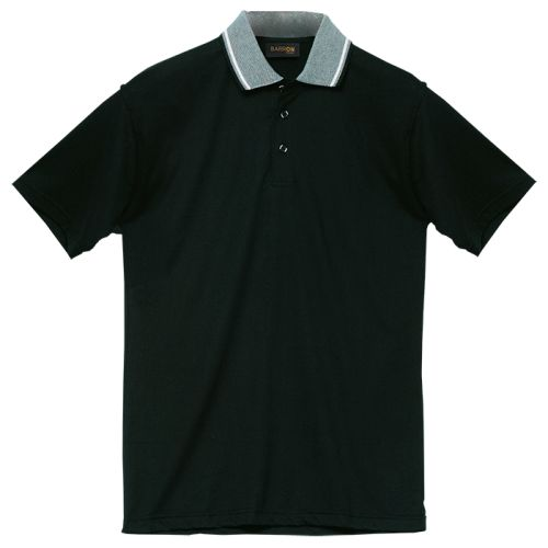 Default image for the Barron Clothing Clothing Mens Jacquard Collar Golfer