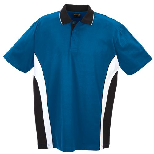 Default image for the Barron Clothing Clothing Mens Three Tone Golfer
