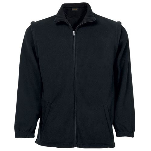 Default image for the Barron Clothing Clothing Mens Ultra Micro Fleece (with zip Off sleeves)
