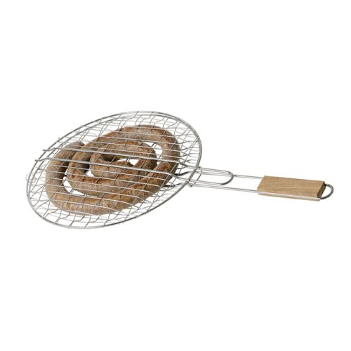 Default image for the Barron Clothing Clothing Oval Braai Grill