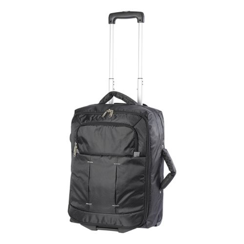 Default image for the Barron Clothing Clothing Overnight Trolley Bag