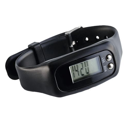 Default image for the Barron Clothing Clothing Pedometer Wristband