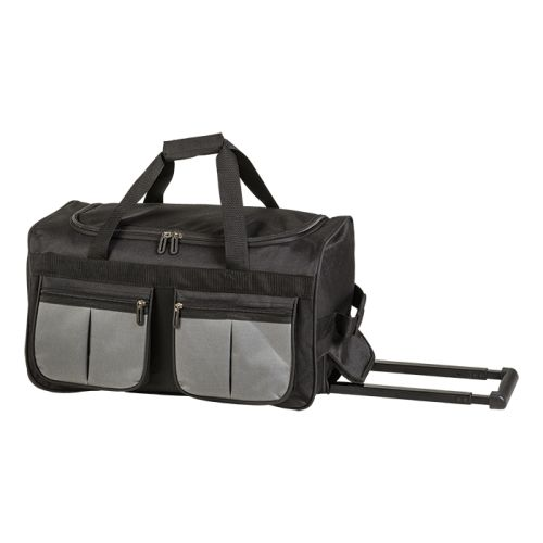 Default image for the Barron Clothing Clothing Rolling Duffel With Coloured Front Pockets