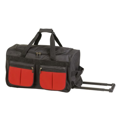 https://res.cloudinary.com/dpprkard7/c_scale,w_500/barron-clothing/rolling-duffel-with-coloured-front-pockets-black/red.jpg