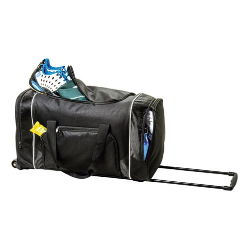 Default image for the Barron Clothing Clothing Rolling Duffel with Zippered Front Pocket