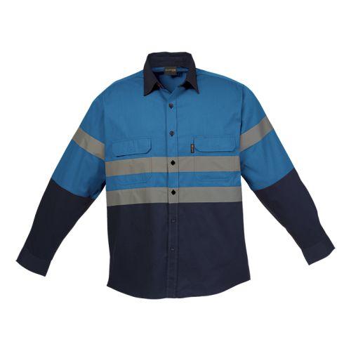 https://res.cloudinary.com/dpprkard7/c_scale,w_500/barron-clothing/shaft-safety-shirt-long-sleeve-navy/blue.jpg