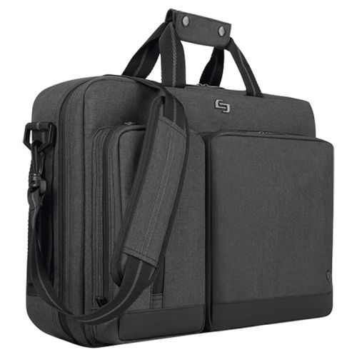 Default image for the Barron Clothing Clothing Solo Duane Hybrid Briefcase