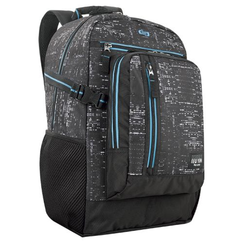 Default image for the Barron Clothing Clothing Solo Midnight Backpack