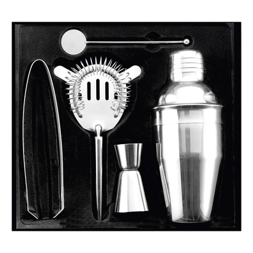 Default image for the Barron Clothing Clothing Stainless Steel Cocktail Set