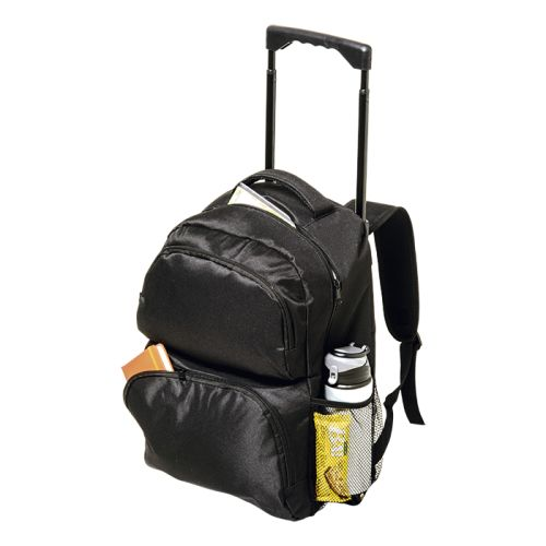 Default image for the Barron Clothing Clothing Trolley Backpack with Two Front Zippered Pockets