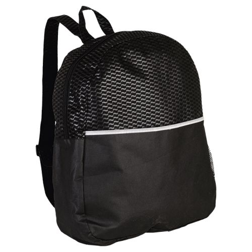 Default image for the Barron Clothing Clothing Wave Design Backpack - Non-Woven