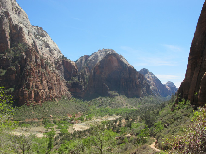 Zion National Park<br/> Utah