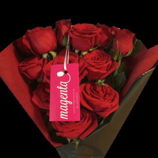 Bouquet o ramo de rosas en promoción para el Día del Amor