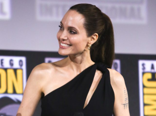 Теперь точно! Анджелина Джоли присоединилась к Вселенной Marvel