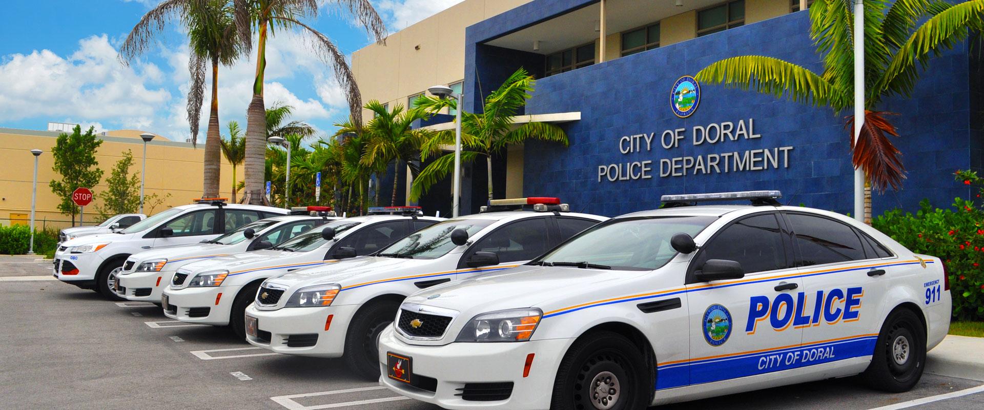 Doral Police · City of Doral