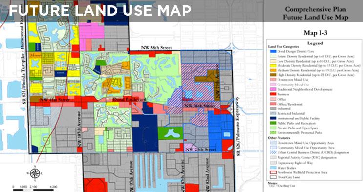 Future Land Use Maps