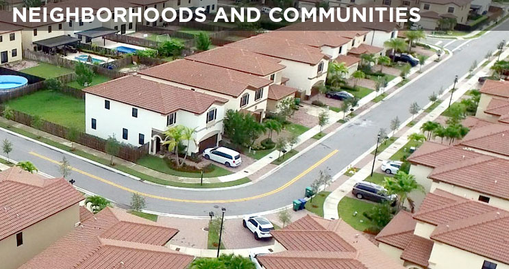Neighborhoods and Communities