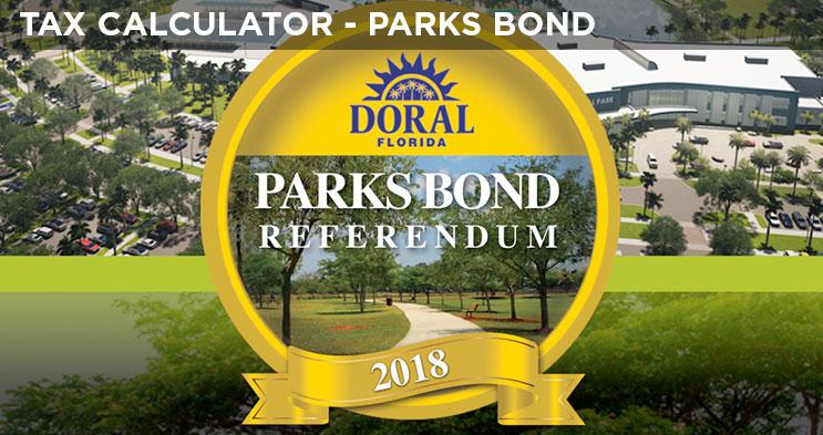 Tax Calculator - Parks Bond