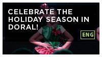 Celebrate the Holiday Season in Doral!