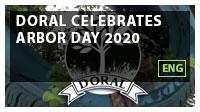 Doral Celebrates Arbor Day 2020